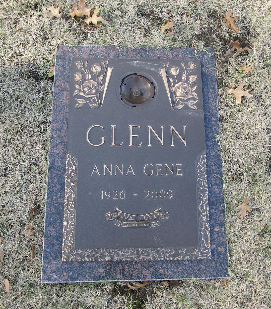 Anna Gene Glenn