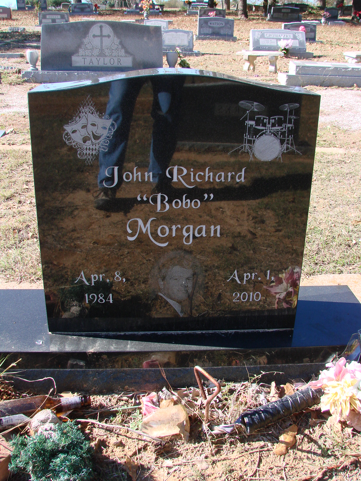 John Richard Bobo Morgan