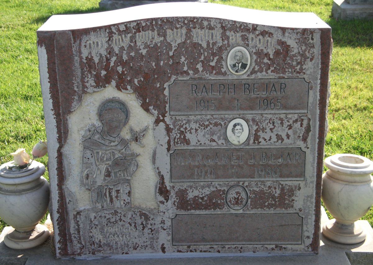 Margaret J <i>Bennett</i> Bejar