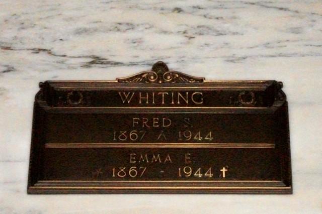 Emma Edna <i>Allum</i> Whiting