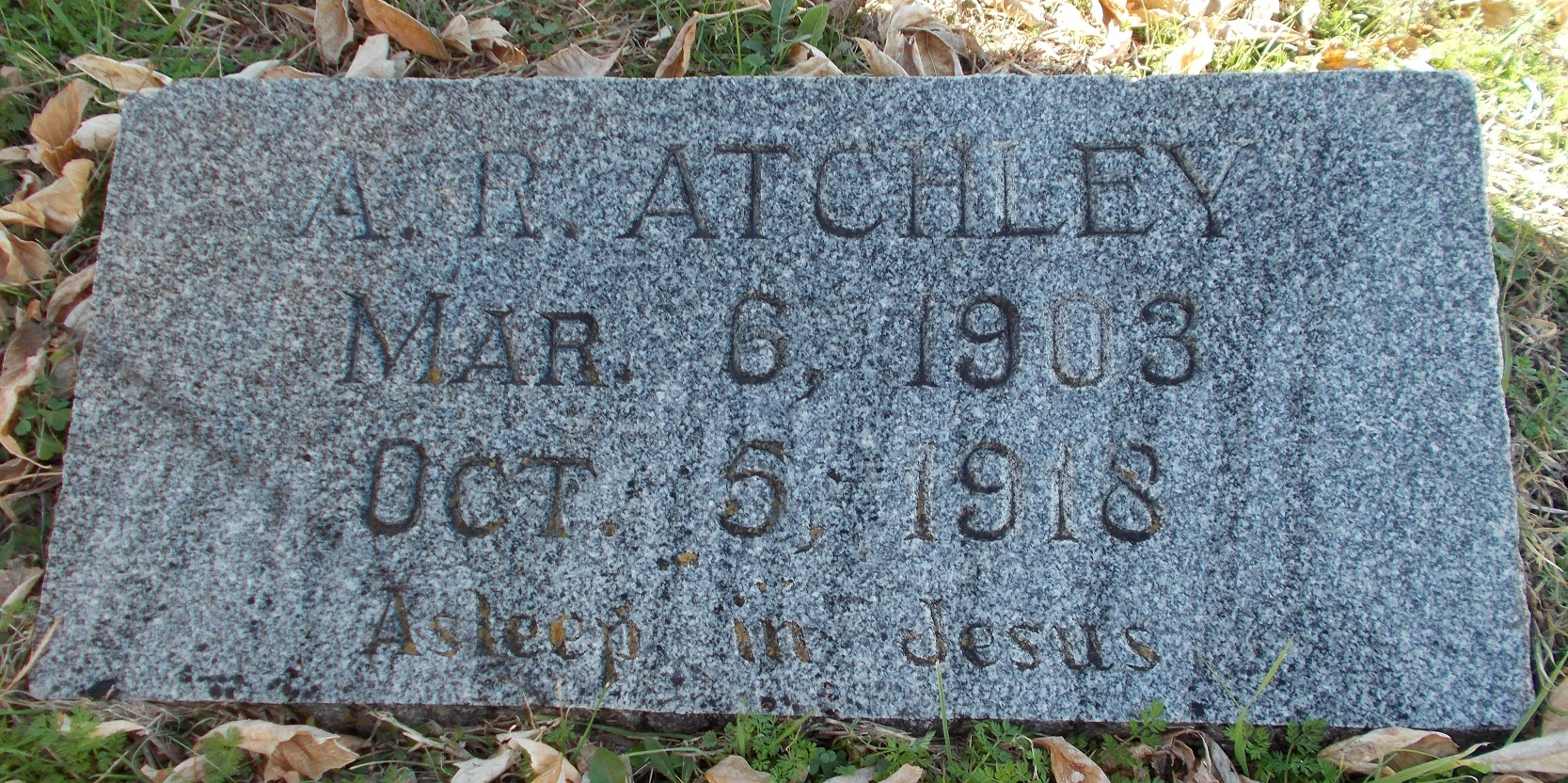 A. R. Atchley