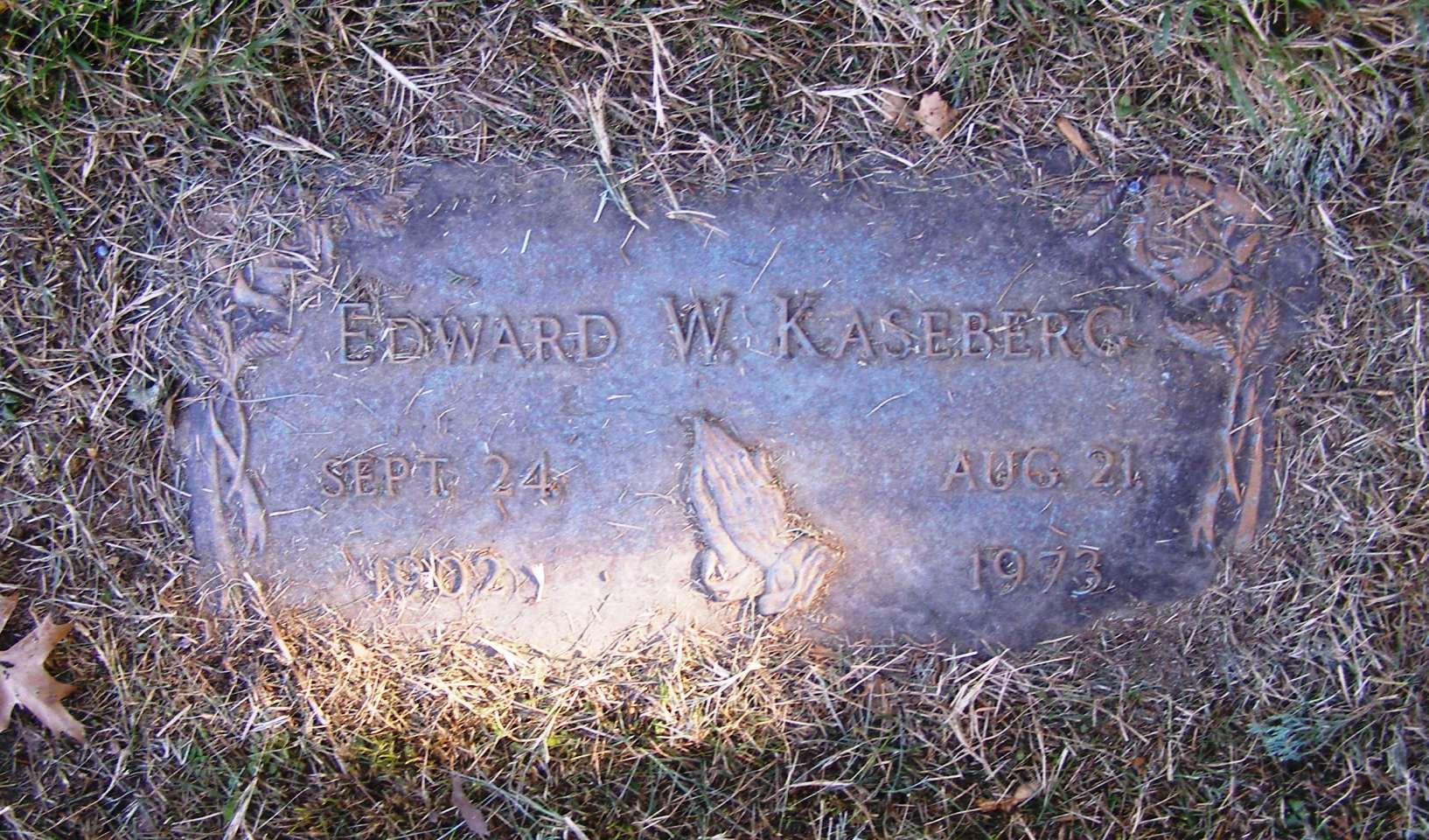 Edward W. Kaseberg