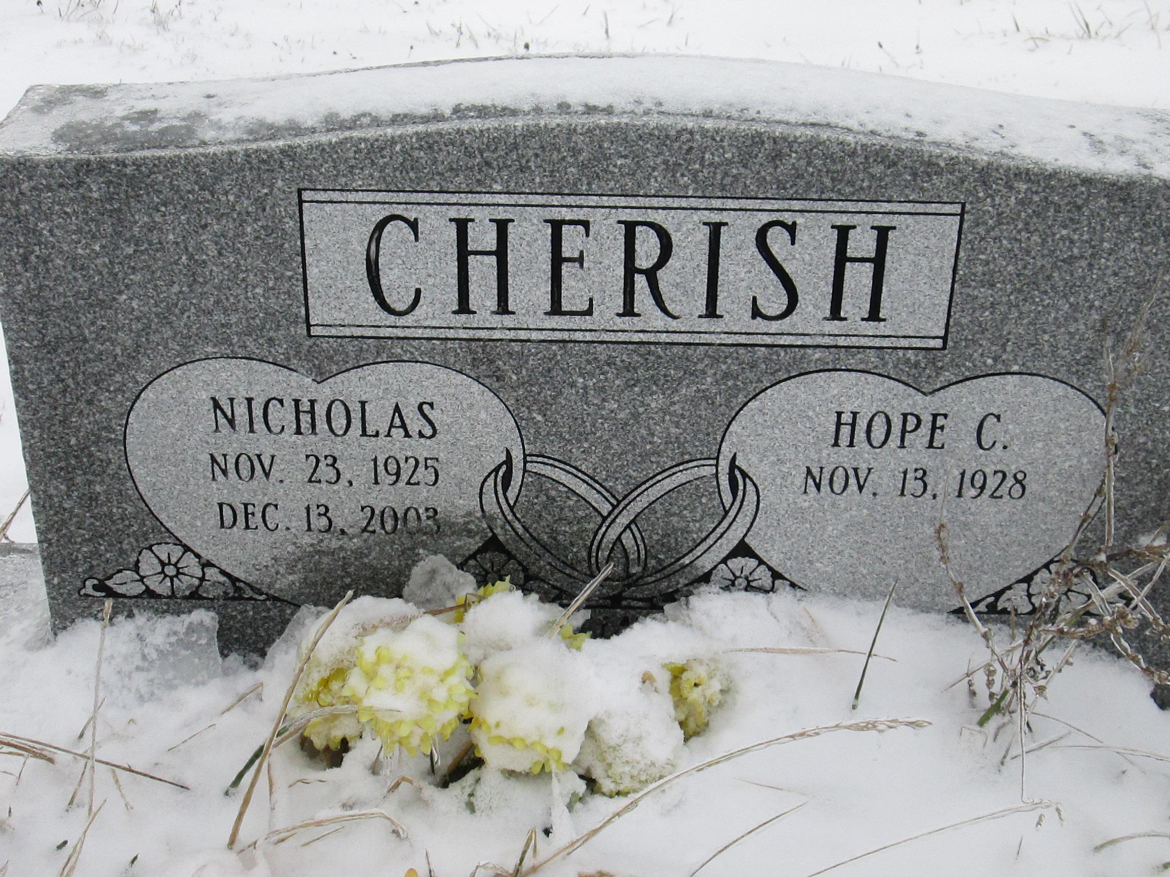 nick cherish