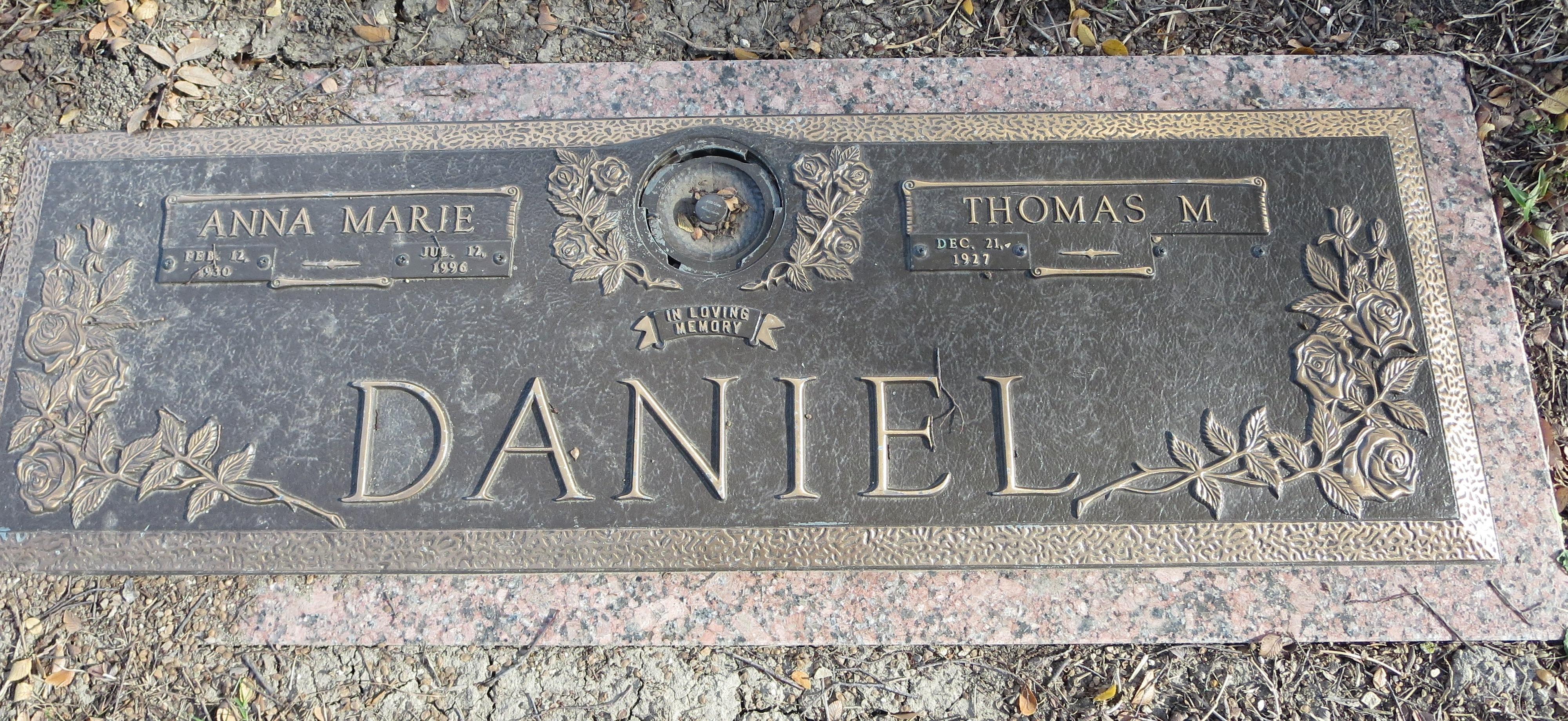 Anna Marie Daniel