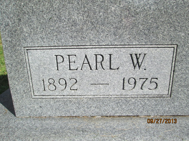 Pearl Lorena <i>Warn</i> Hovey