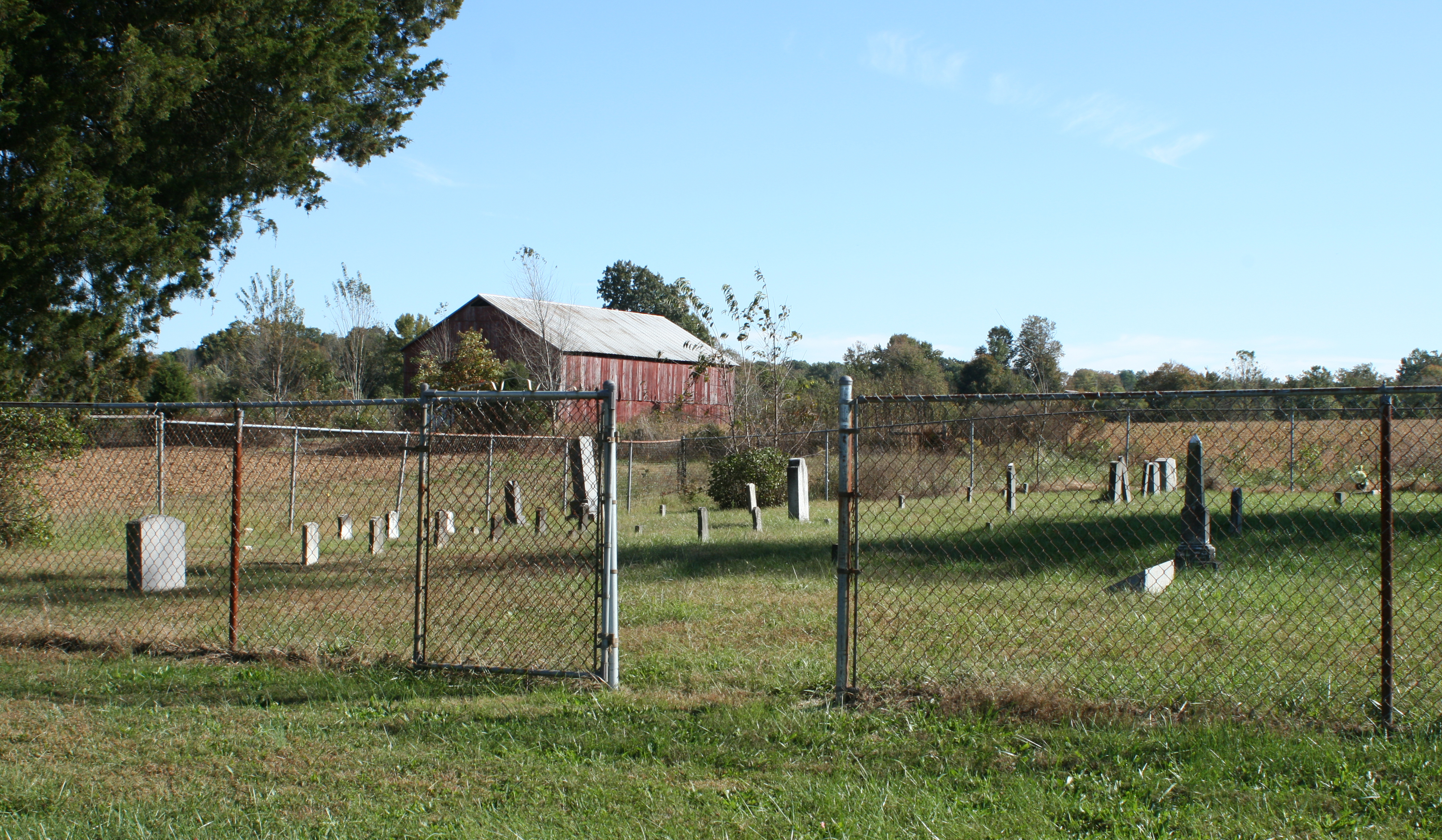 Bagby Cemetery