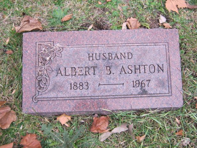 Albert Beals Ashton