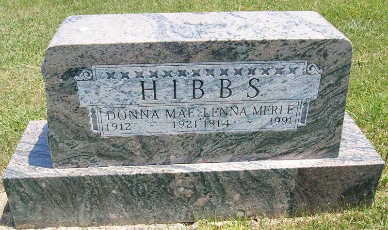 Donna Mae Hibbs