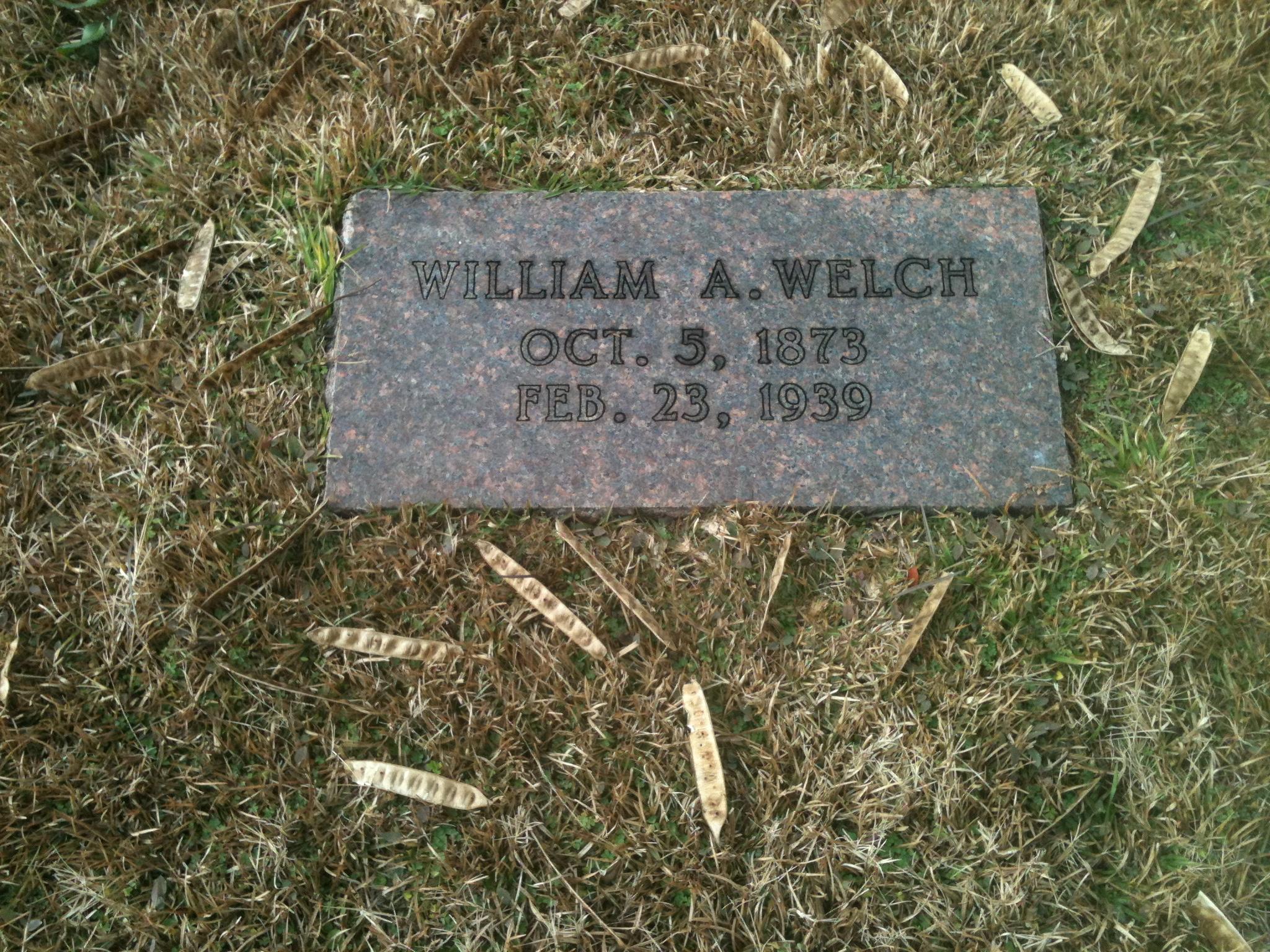 William Arthur Welch