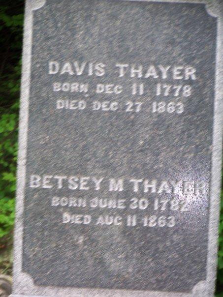 Davis Thayer