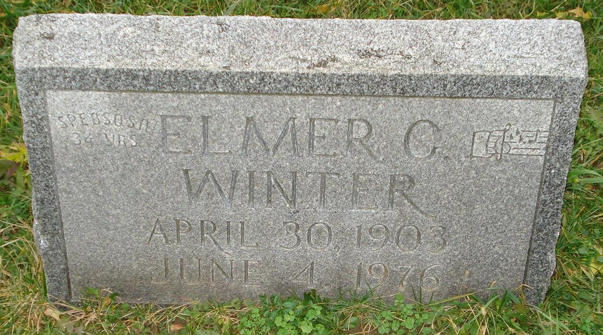 Elmer C Winter