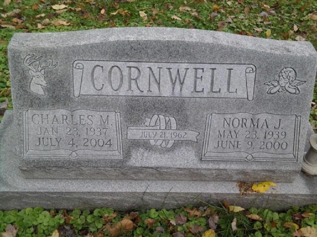 Charles M Cornwell