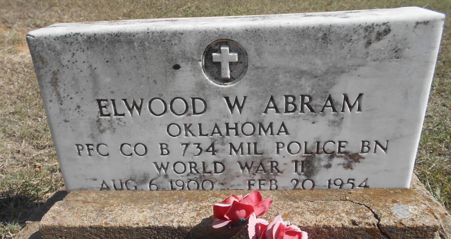 Elwood W Abram