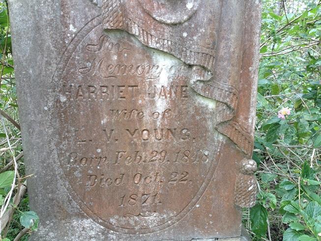 Harriet Jane <i>Stevens</i> Young