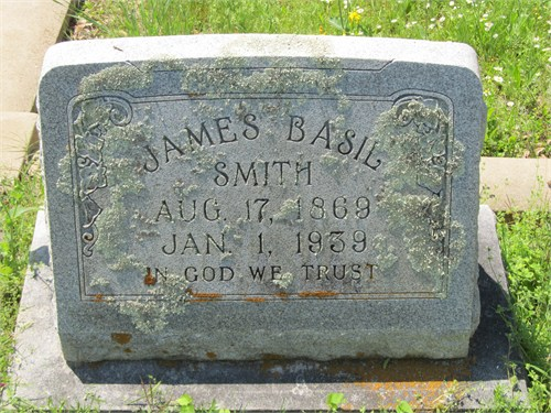 James Basil Smith