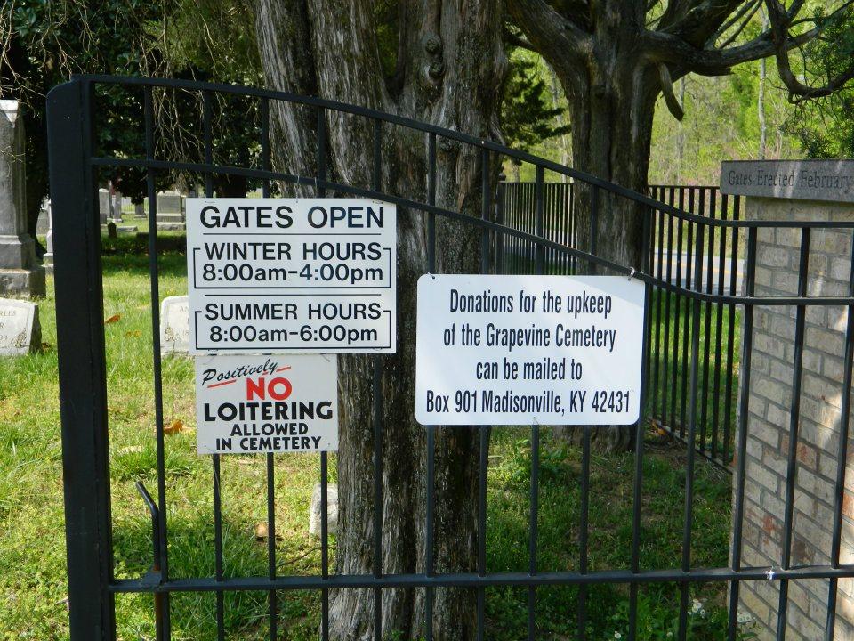Grapevine Cemetery #1