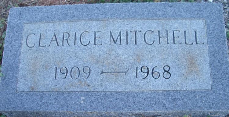Clarice Mitchell