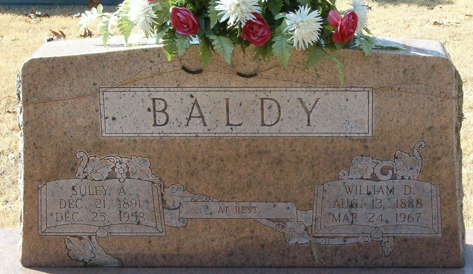 Suley Adeline <i>Robins</i> Baldy