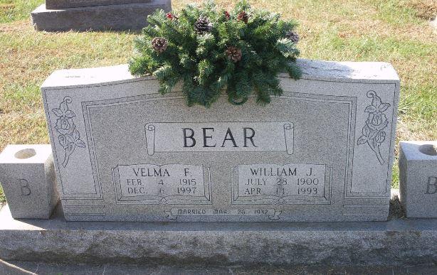 William J Bear