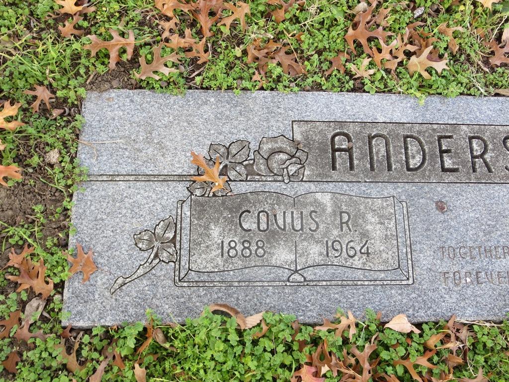 Covus Randolph Anderson