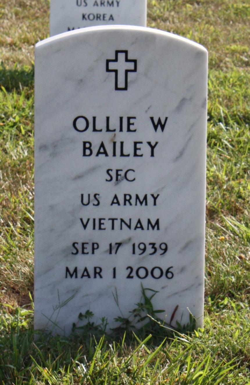 Ollie Winfield Bailey