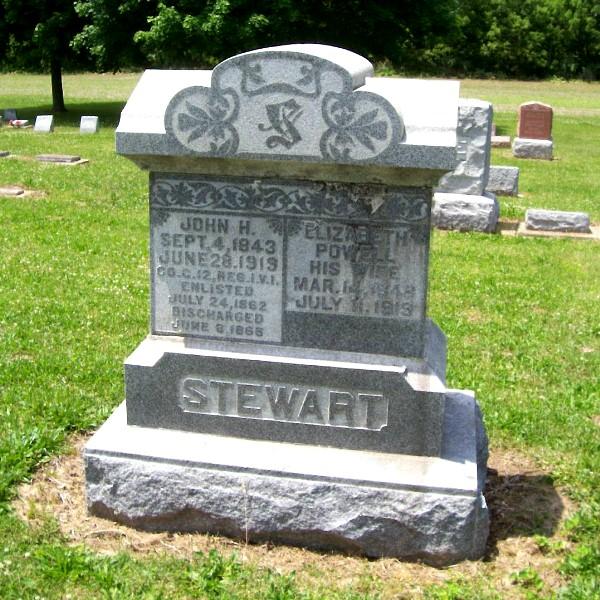 Corp John Henry Stewart