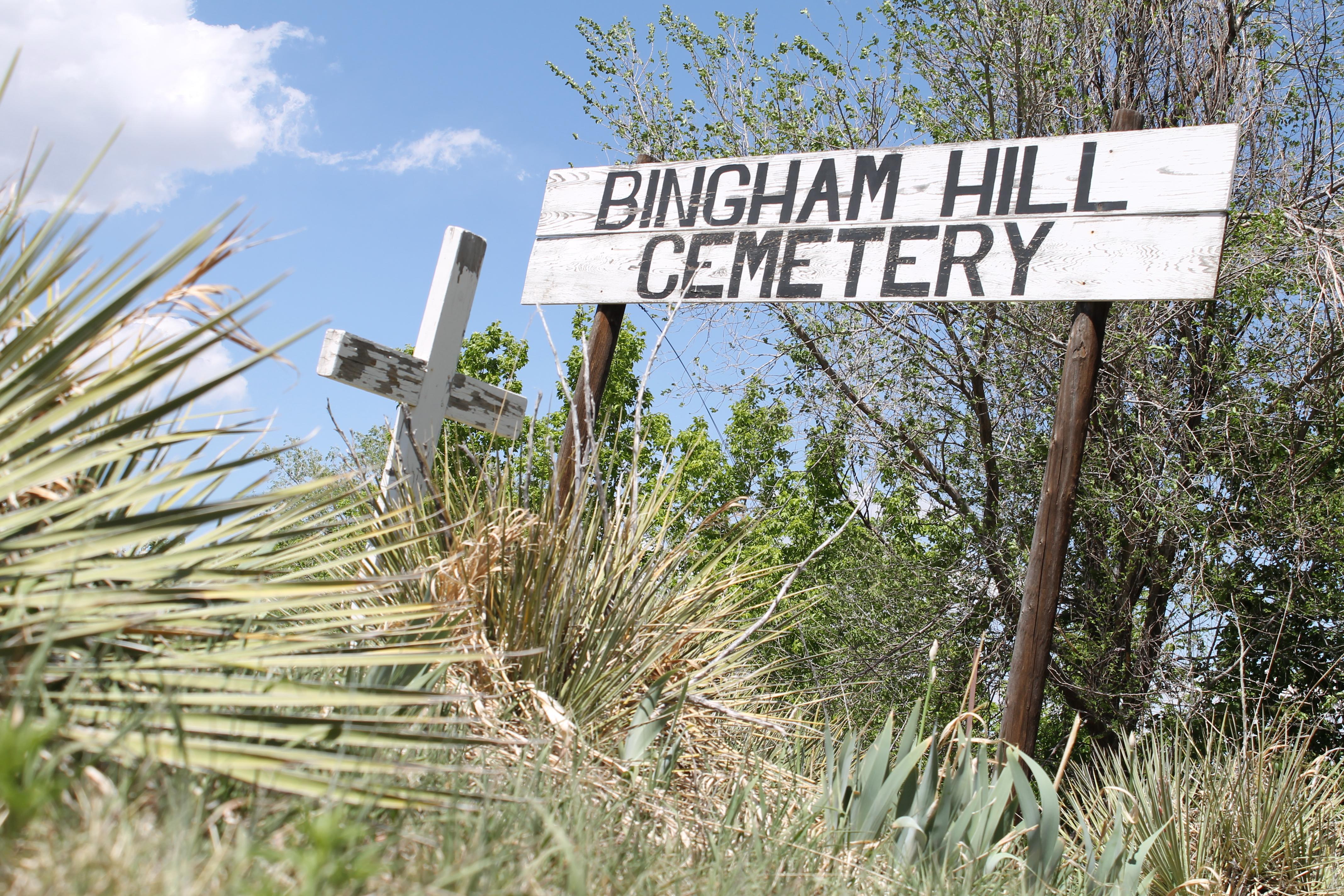 Bingham Hill Cemetery