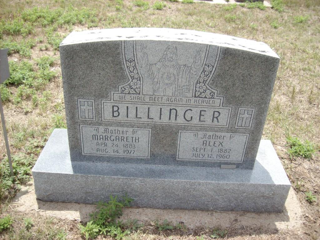 Alexander Alex Billinger