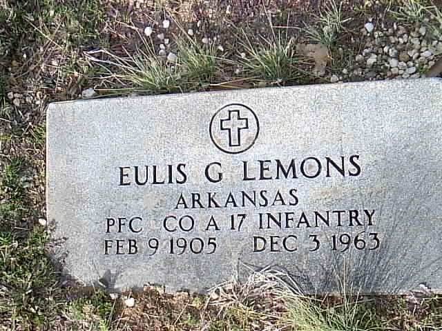 Eulis Grant Lemons