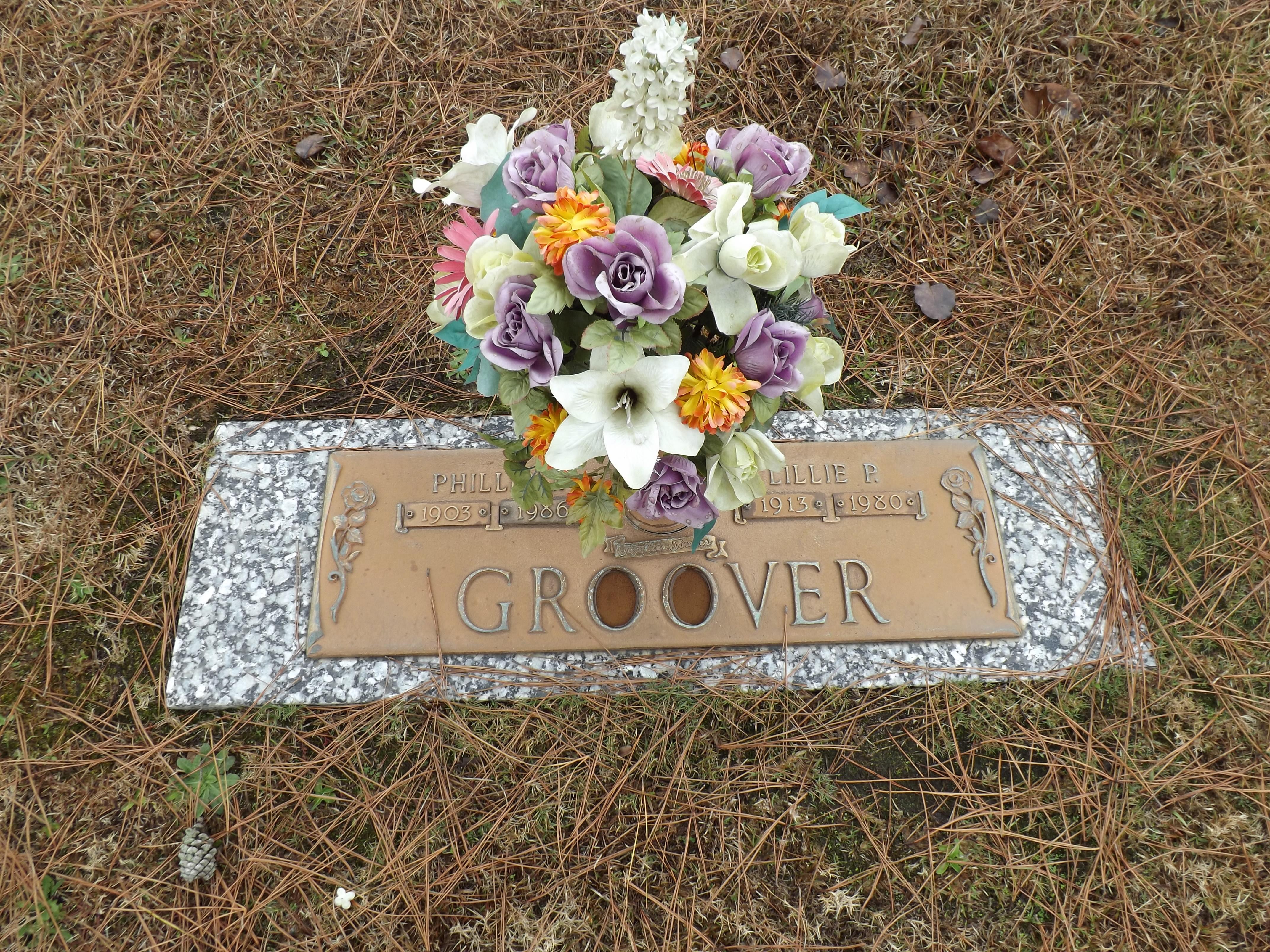 Phillip J. Groover (1903-1986) - Find A Grave Memorial