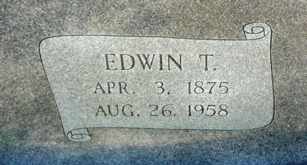 Edwin T. Foster