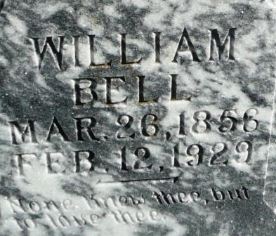 William F Bell