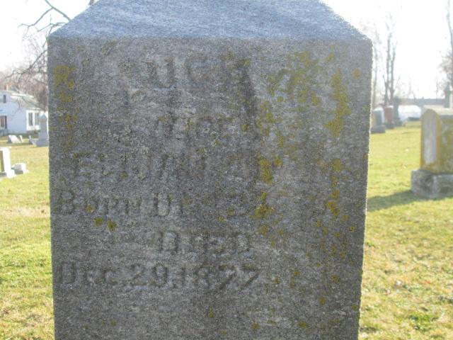 Lucy A. Adams