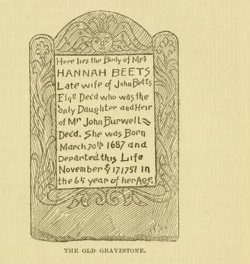 Hannah <i>Burwell</i> Betts