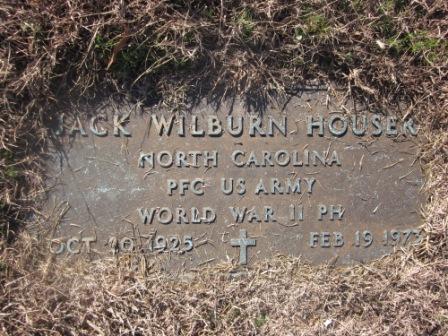 Jack Wilburn Houser