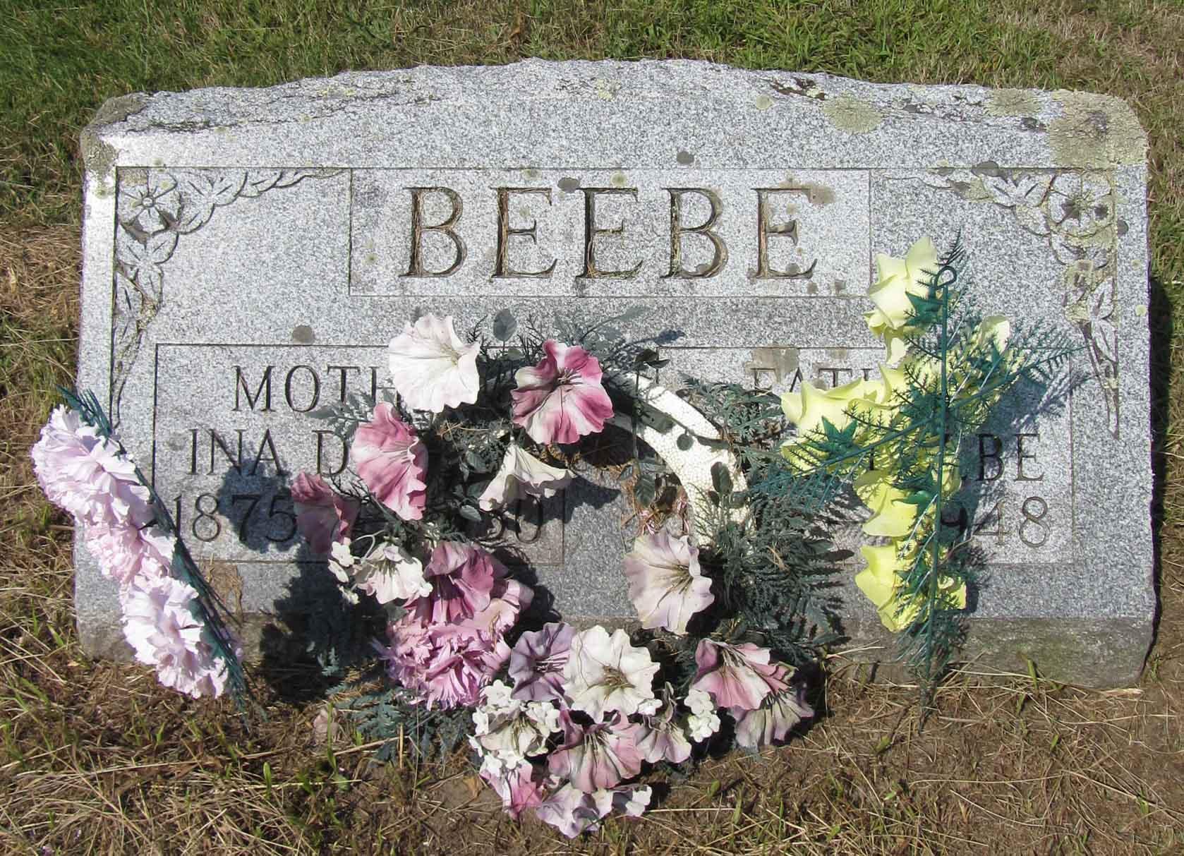 Ina Dell <i>Case</i> Beebe