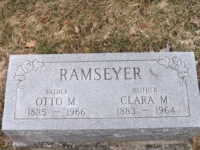 Clara Marie <i>Cloud</i> Ramseyer