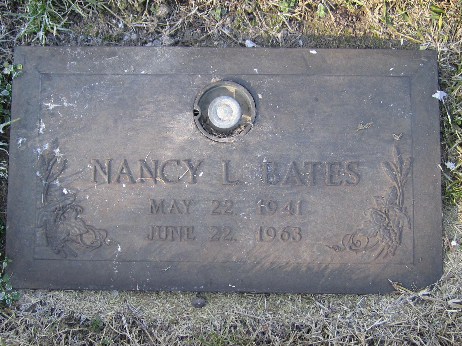 Nancy L Bates