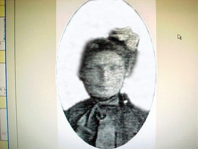 Mary Elizabeth Sally <i>Workman</i> Harbour