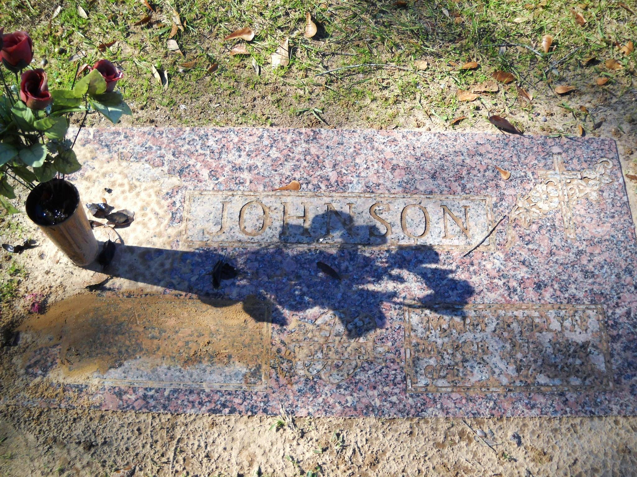 Mary Evelyn <i>Dickey</i> Johnson