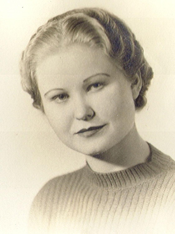 Ruth Jensen <i>Yancey</i> Beck