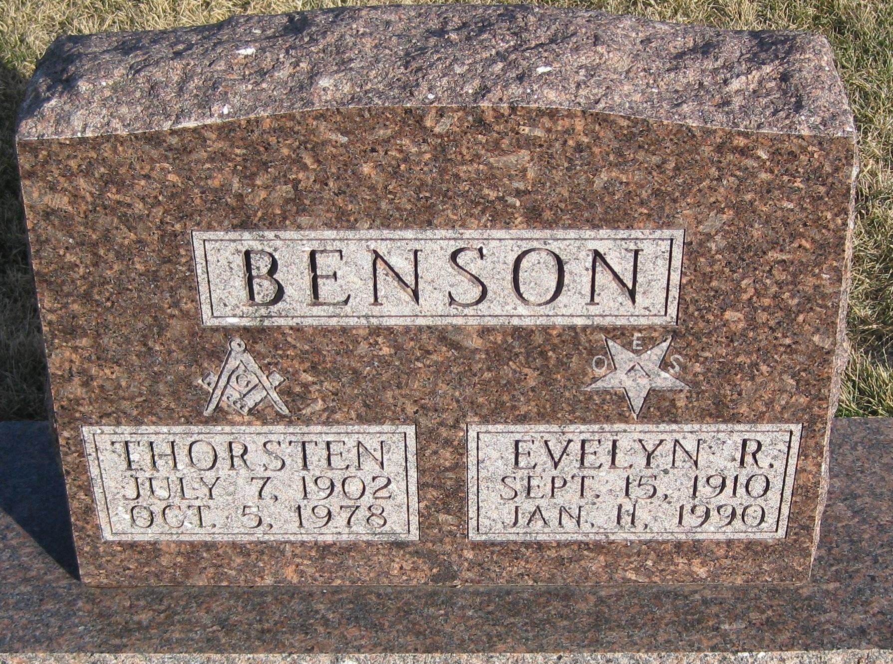 Thorston Benson