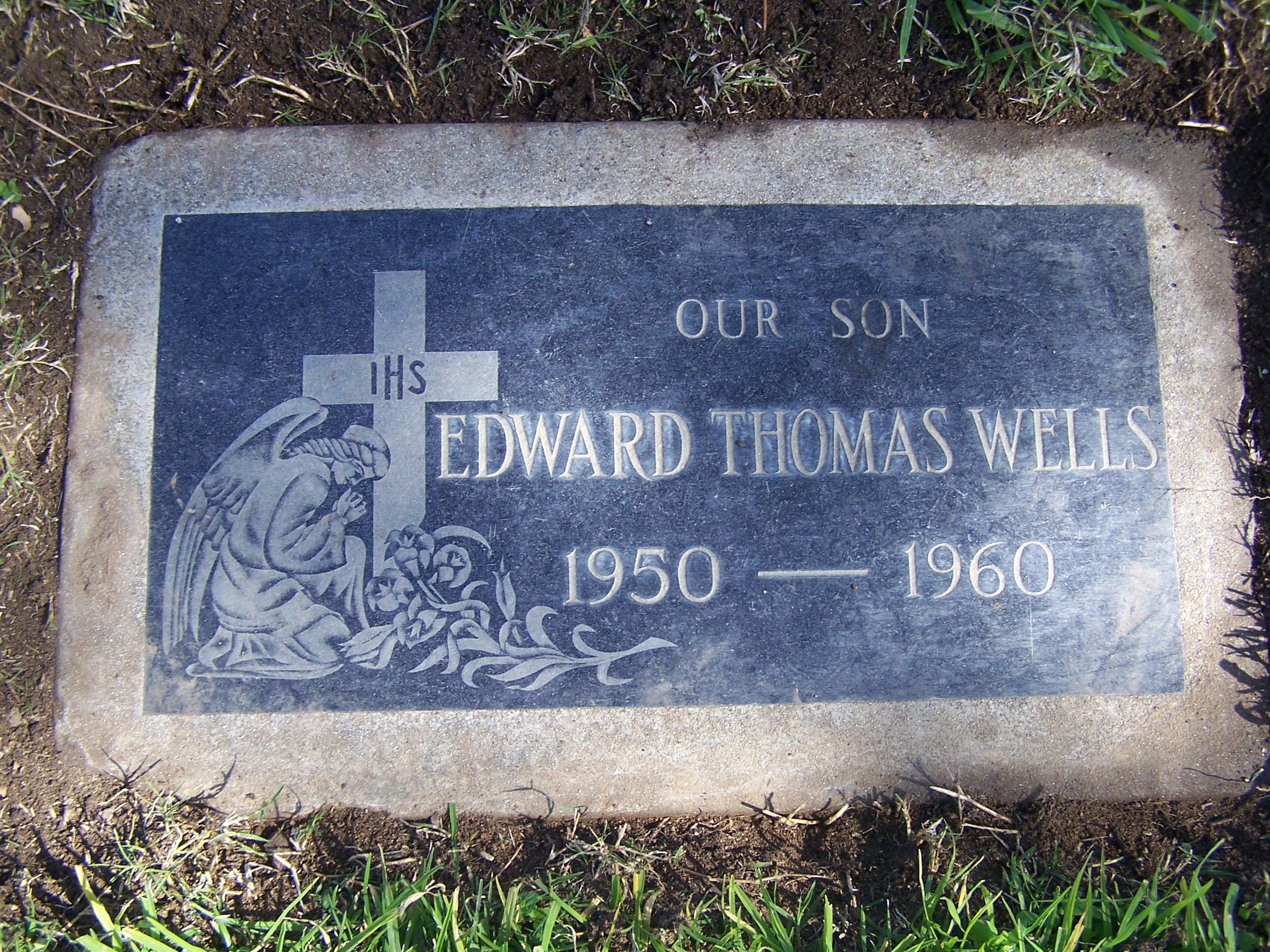 Edward Thomas Wells