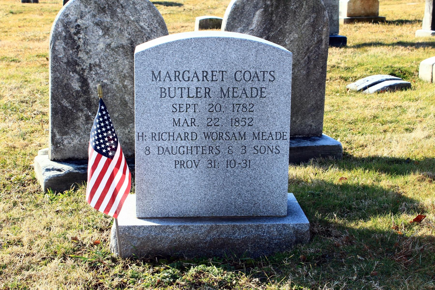 Margaret Coats <i>Butler</i> Meade