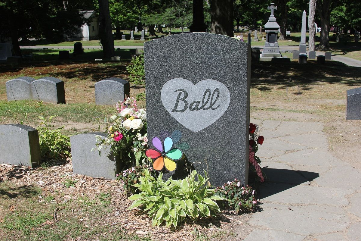 lucille ball 1911 1989 find a grave memorial