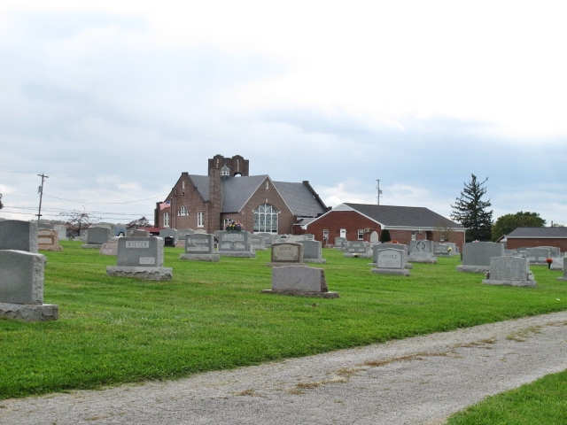 Saint Jacobs Union Cemetery (New)