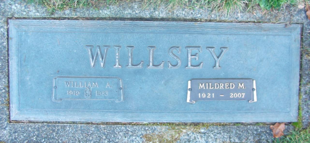 William Anthony Willsey