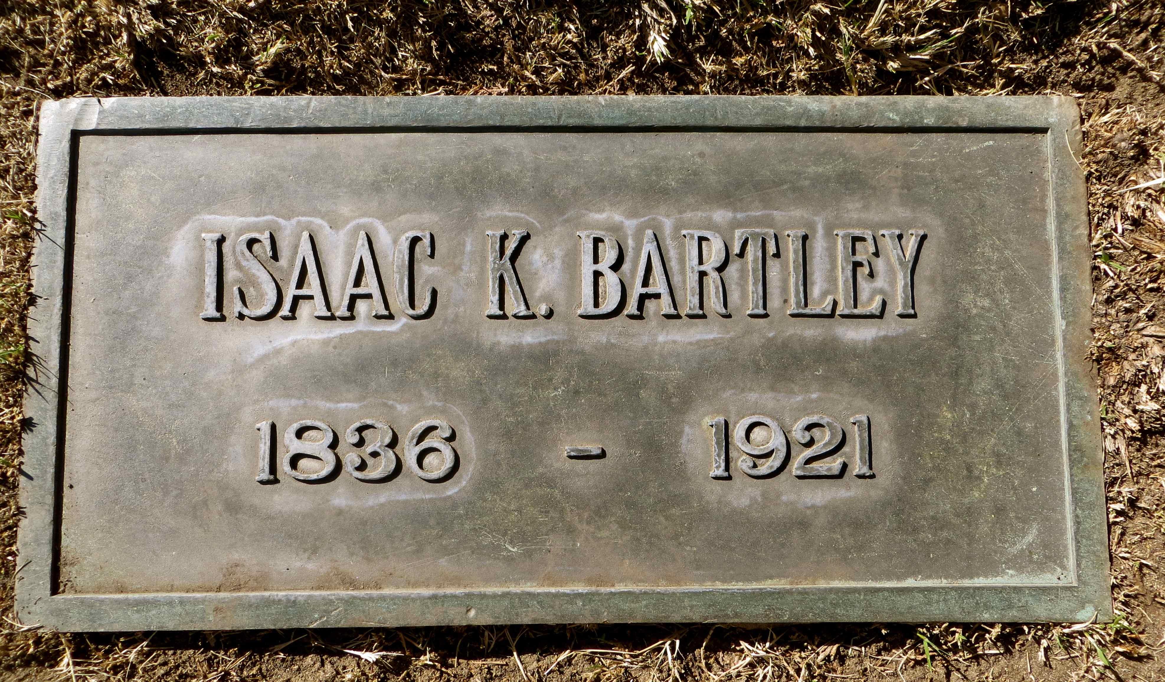 Isaac Knox Bartley
