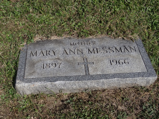 Mary Ann Messman