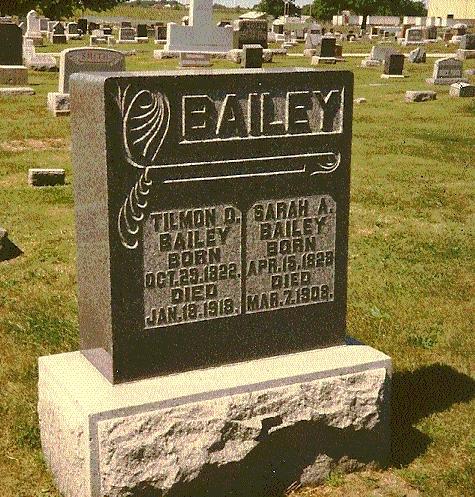Sarah Ann <i>Stalcup</i> Bailey